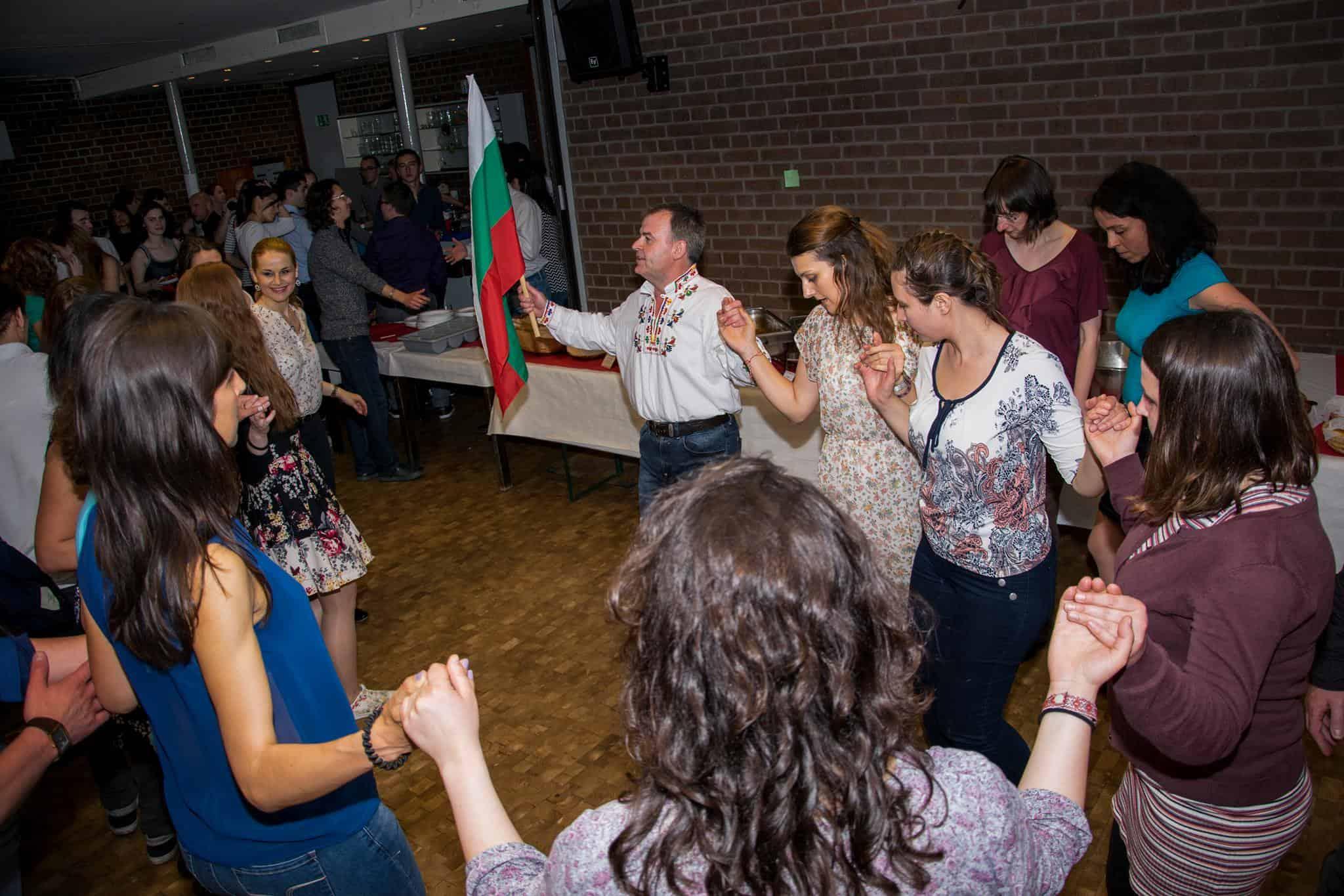 Българска културна вечер в Нюрнбергския регион снимка 8