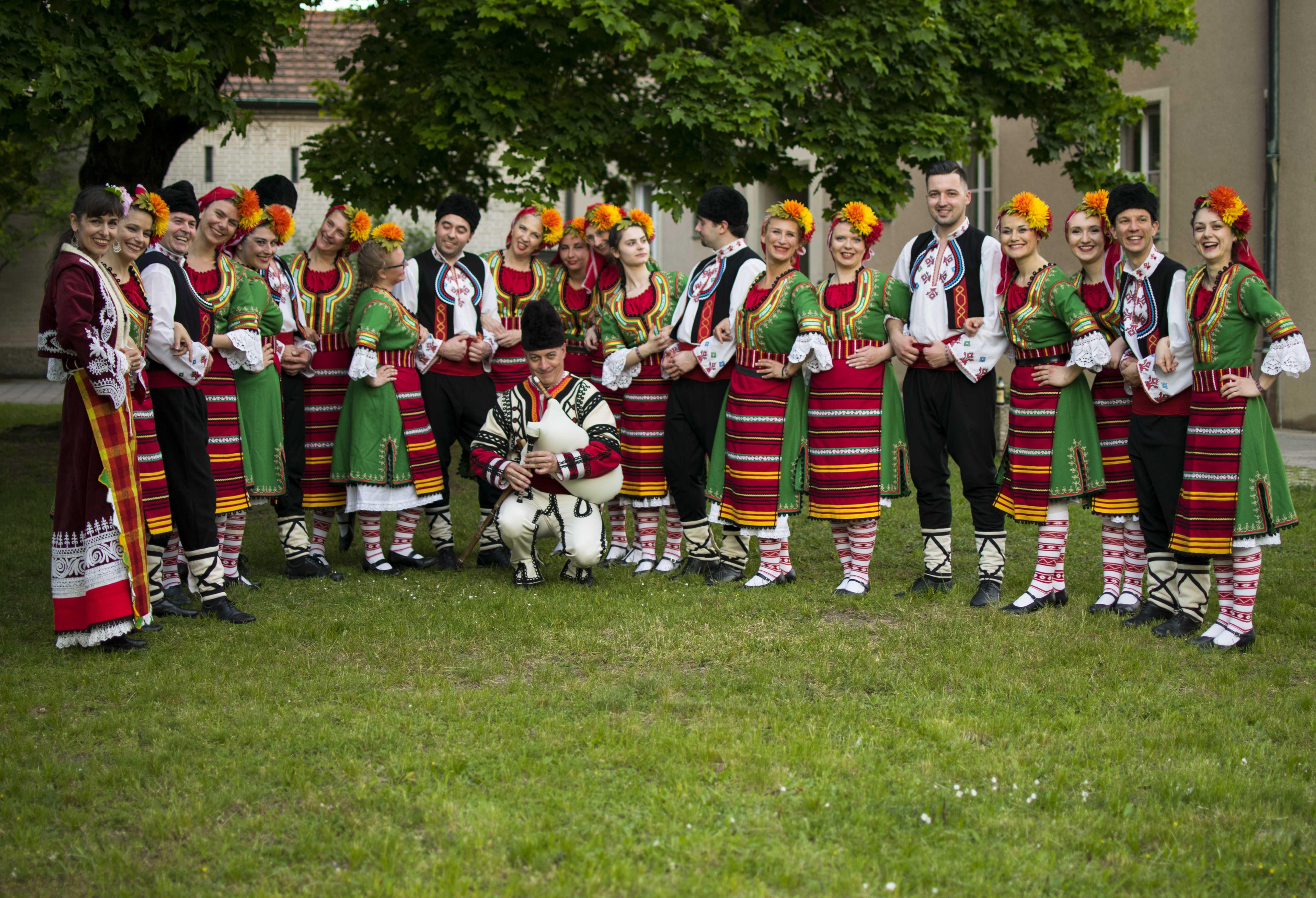 Българска културна вечер в Нюрнбергския регион снимка 3