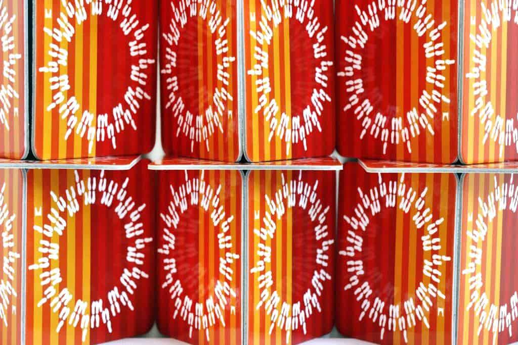 корица с подложки за чаши от Таратанци