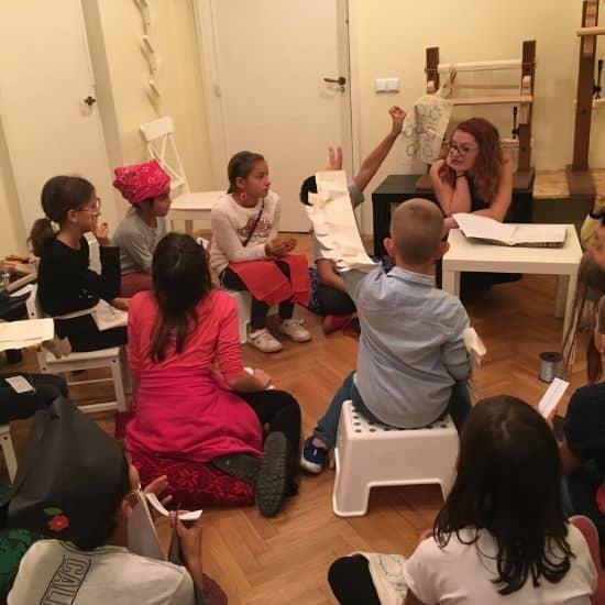 детска фолклорна работилница