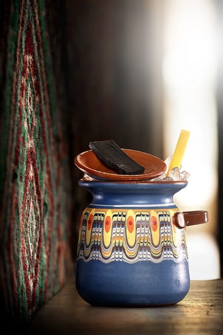 Коктейл Пайдушко хоро - партньорство на Таратанци с бар Спутник