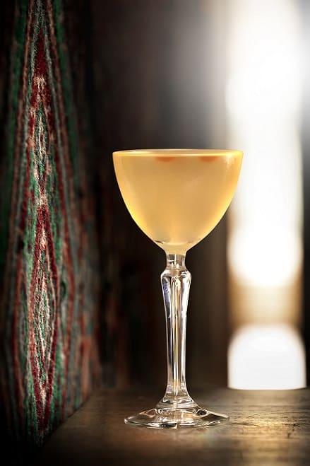 Коктейл Сворнато хоро - партньорство на Таратанци с бар Спутник