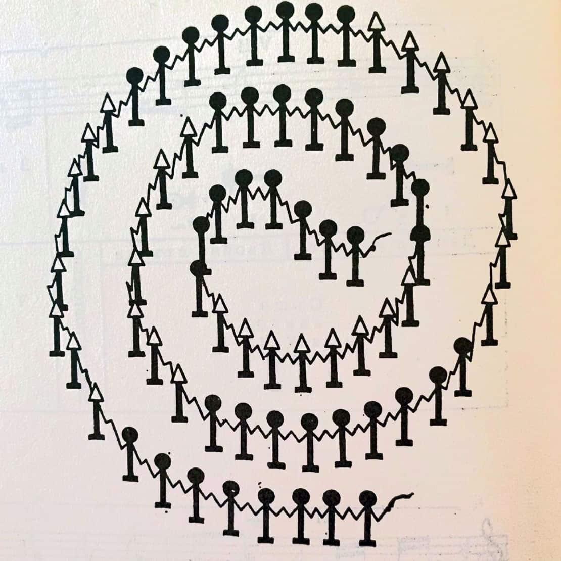 Дайчово хоро фигура 1