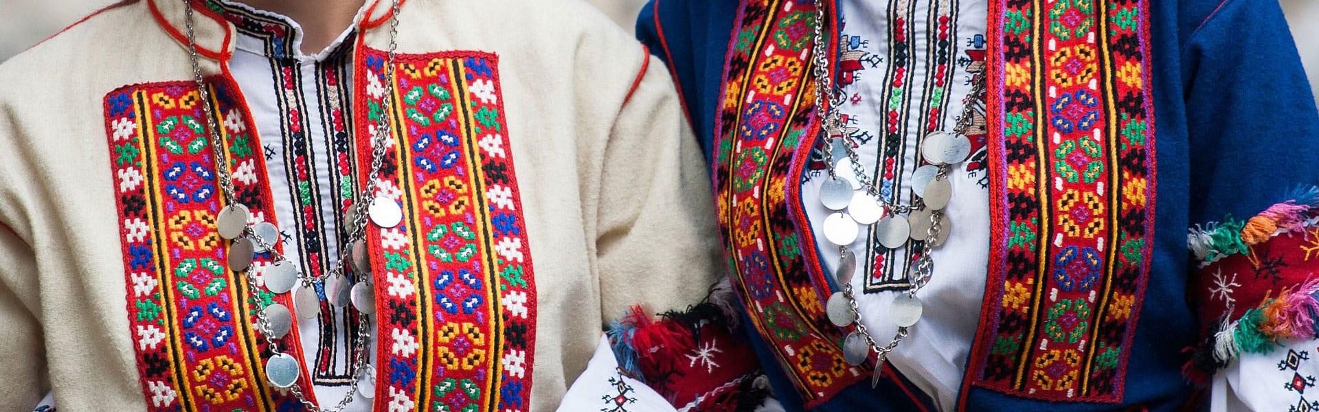 български фолклорни носии