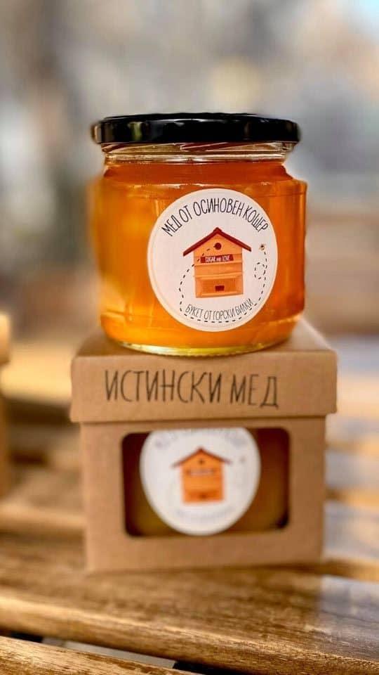 подарък Истински мед