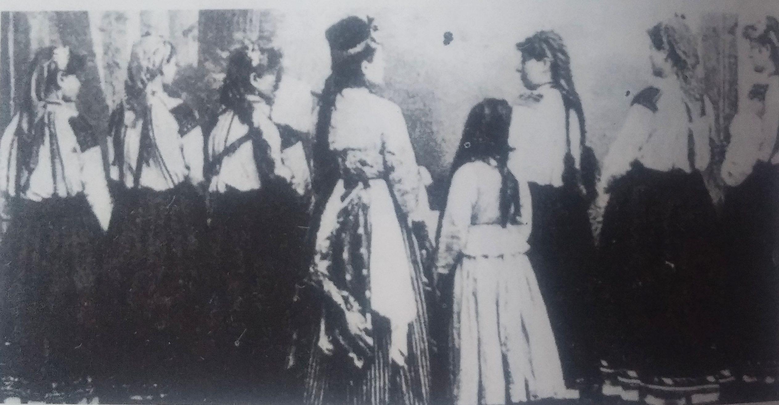 Танц Буенек