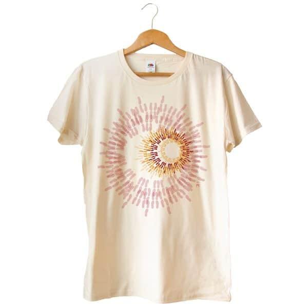 """Мъжка тениска """"Магията на хорото"""" с Дунавско хоро"""