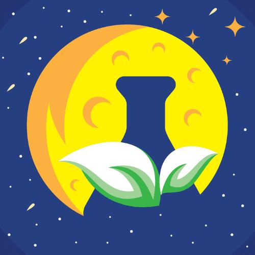 Лого на Европейска нощ на учените 2020