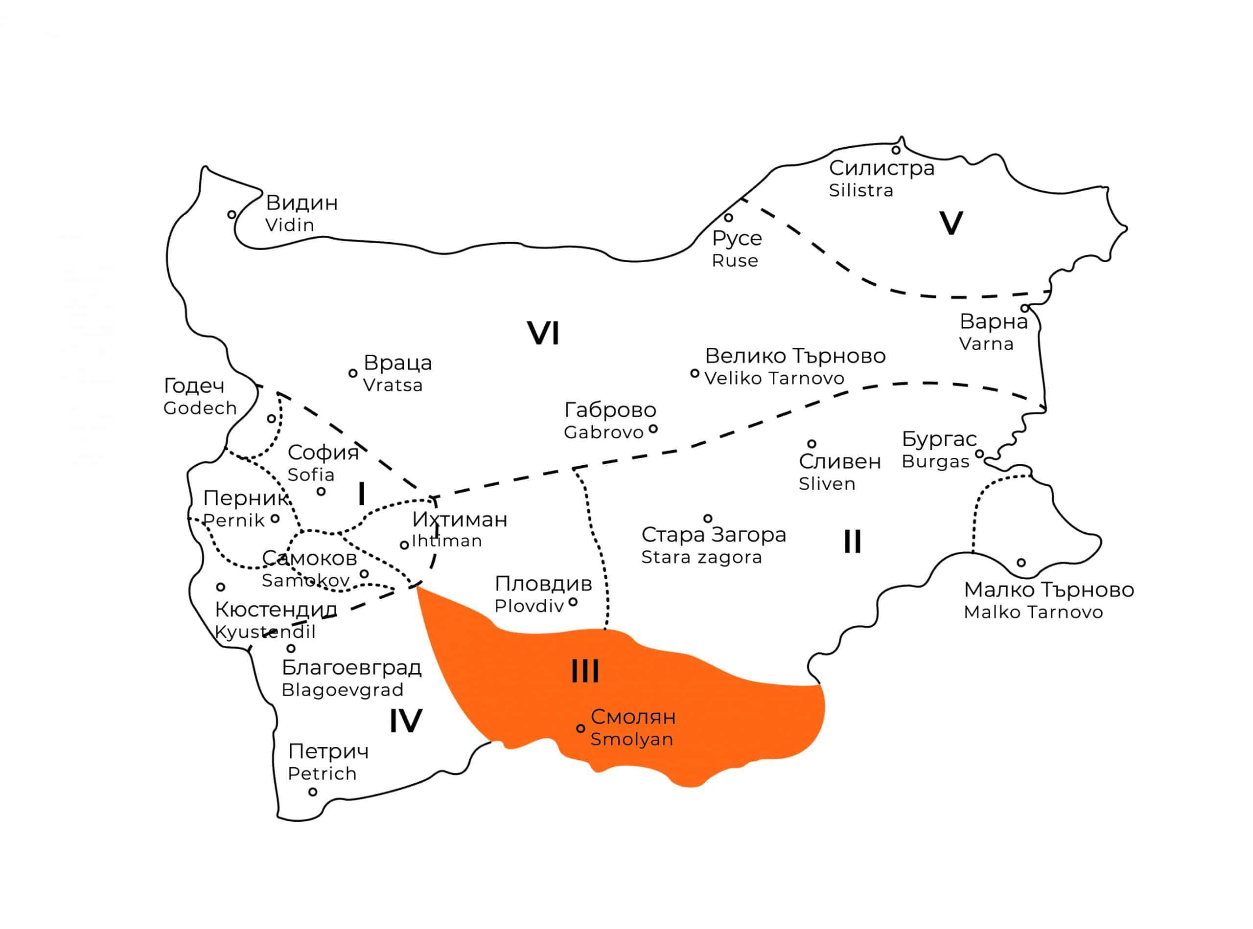 Родопска фолклорна област